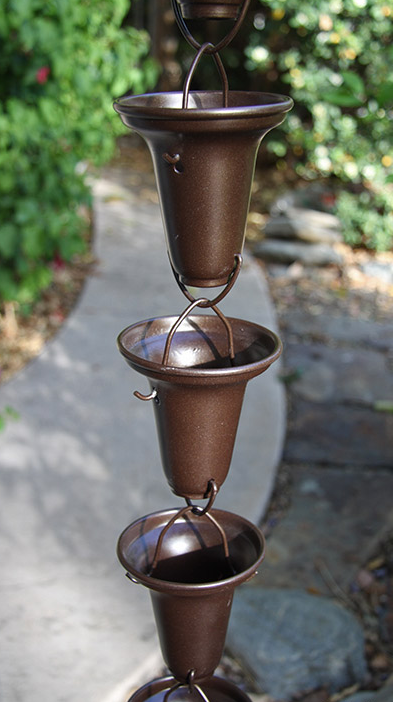 Bronze Flared Cups Aluminum